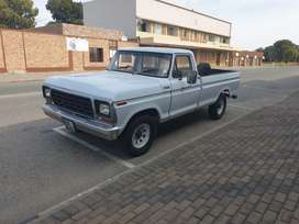 Ford F250 4x2