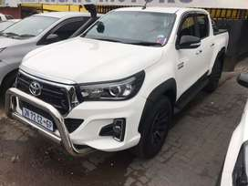 2018 toyota hilux 2.8 gd6 auto legend50 for sale