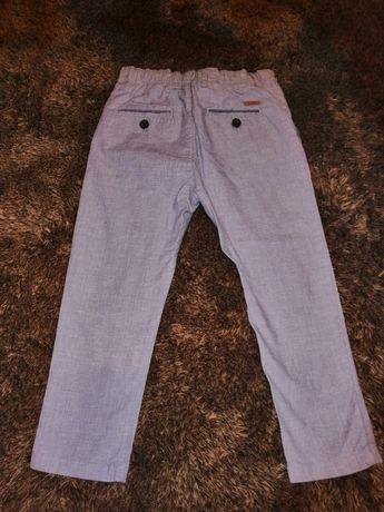 Spodnie eleganckie Zara 104 Kobyłka - image 2