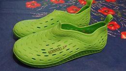 Speedo 11/12 пляжные тапки/коралки/аквашузы/тапки для бассейна/шлепки