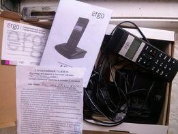 телефон домашний радиотелефон мини ERGO