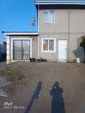Two bedroom flat with a two room aside