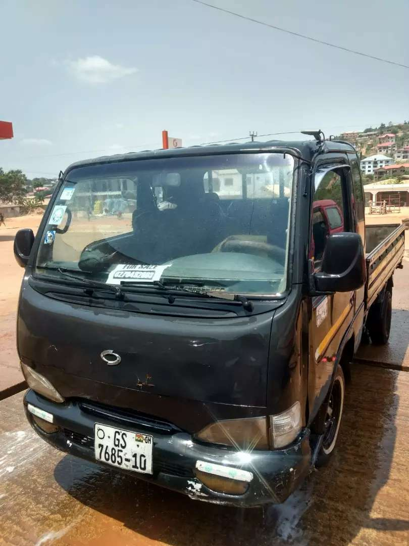 Samsung Truck  is up for sale 0