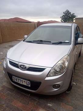 I20 2010 still in 100% condition,  everyday used,