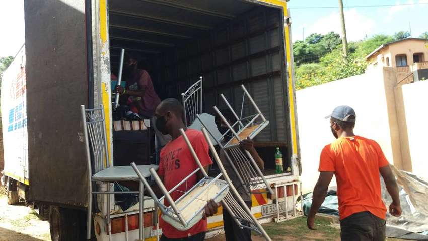 The Cheapest furniture movers in the City! !!
