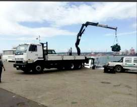 Crane truck hire -37 years in business