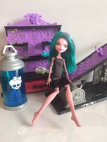 Monster High собери монстра покрась меня Монстер Хай Color me Creepy