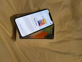 iPhone X 256gb (Silver) in Good Condition