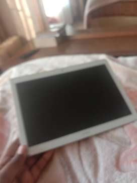 Tablet two years old