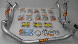 Трубы глушителя ЛУАЗ ЗАЗ 968 волынь запорожец