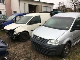 Разборка - VolksWagen CADDY TRANSPORTER T4 Т5 Passat B5