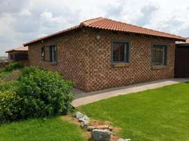Inside room available for rental at Evander complex for R2,100 p/m