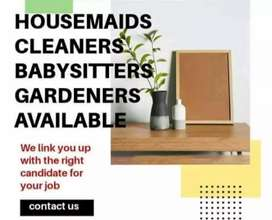Housemaids Available