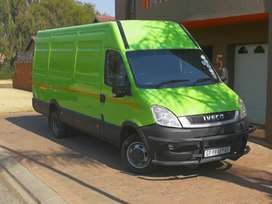 PRICE DROP 2014 Iveco daily 3.0 HPi 50C15 Plus Tail lift worth R80000.