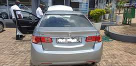 Car honda Accord 2012