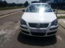 2009 vw Polo 1.4 manual 92 000km for sale