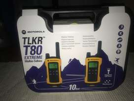 Motorola Walkie-Talkies TLKR T80 Extreme