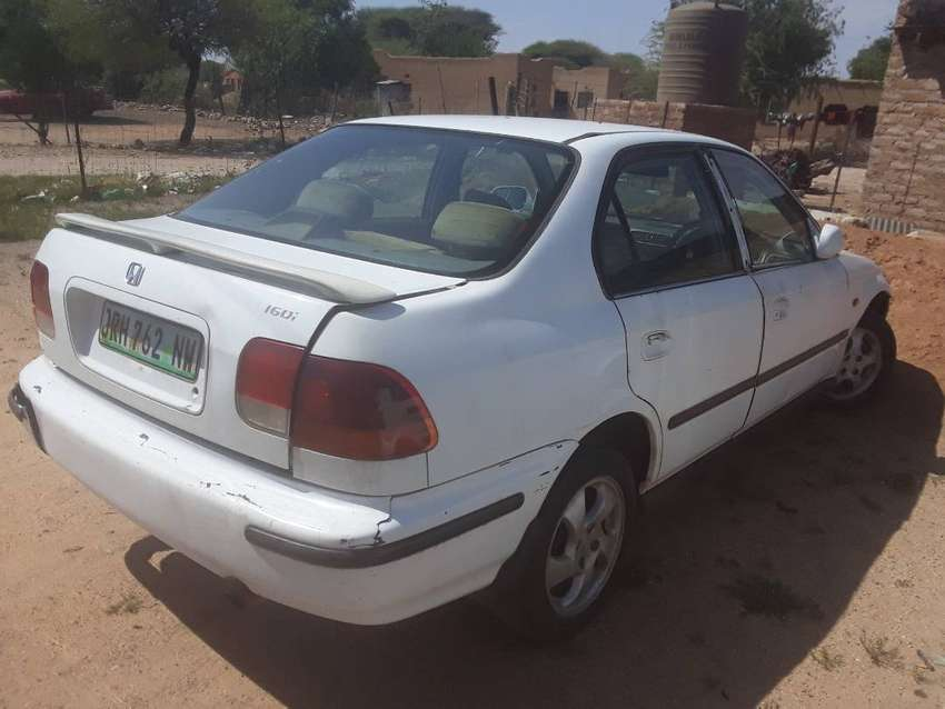 Honda ballade luxline for sale... 0