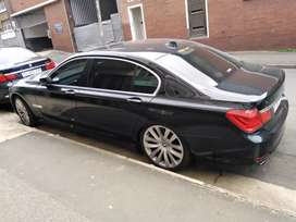 BMW 750 Li  LIMITED EDITION NEW SPEC