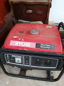 Generator for sale. RG2700