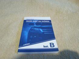 Książka prawo jazdy dla każdego kat.B
