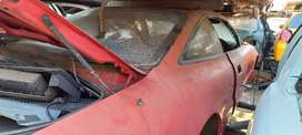 Mazda mx6 stripping for spares.