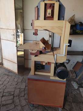 Home made Bandsaw 1.1kw