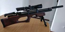 PCP Kral Puncher Breaker Air Rifle .22