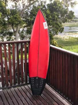 6,0 ft surfboard