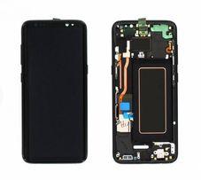 Дисплей с сенсором Samsung G955 Galaxy S8 Plus Все цвета, Оригинал!