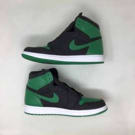 UK9 Air jordan 1 Pine green