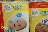 ASDA Little Angel Diapers 0