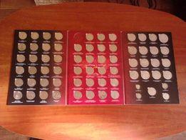 Коллекция юбилейных монет СССР 68 шт. в альбоме (10000 руб)
