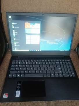Lenovo AMD laptop with Original charger  (Clean as New)