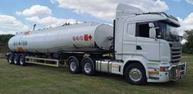 Fuel Tankers for sale