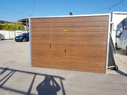BRAMA garażowa uchylna lub dwuskrzydłowa na wymiar !!! Producent !!!