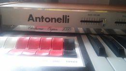 Organy Antonelli