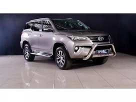 2017 Toyota Fortuner 2.8GD-6 4x4 Auto For Sale