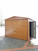 3x5 Garaż blaszany Garaże blaszane Profil Transport i Montaż Gratis