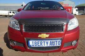 2010 Chevrolet Aveo new shape with alloy
