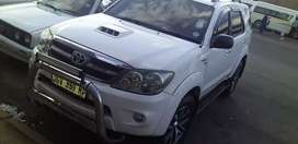 Toyota Fortuner for sale.