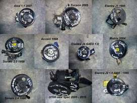 Hyundai power steering pumps for sale.