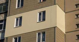 Утепление квартир и частных домов,высотные работы.Фасад