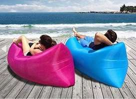 Inflatable Outdoor Air Sofa Lounger