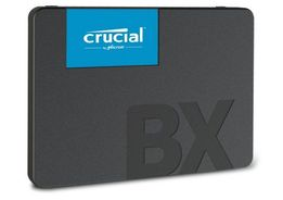 Диск SSD 240GB Crucial BX500 Silicon Motion 2,5 3D TLC 540/500MB/s