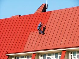 Malowanie Dachów - kompleksowa renowacja dachu szybko i solidnie
