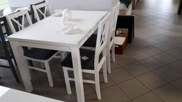 Stół + 4 krzesła -Dostawa Gratis