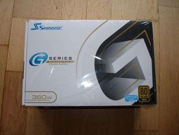 Zasilacz SEASONIC G-360 ,80+ GOLD