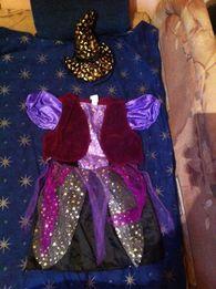 Карнавальный костюм Ведьмочка,Ночка,Ночная Фея