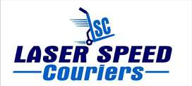 Laser Speed Couriers